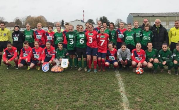 Coupe de france f minine les r sultats ligue centre - Resultats coupe de france de football ...