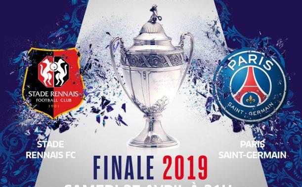 Billetterie de la finale de la coupe de france 2019 - Places finale coupe de france ...